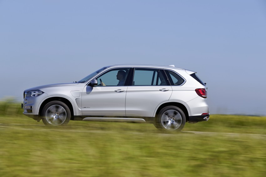 BMW X5 xDrive40e revealed – first non-i plug-in hybrid Image #353231