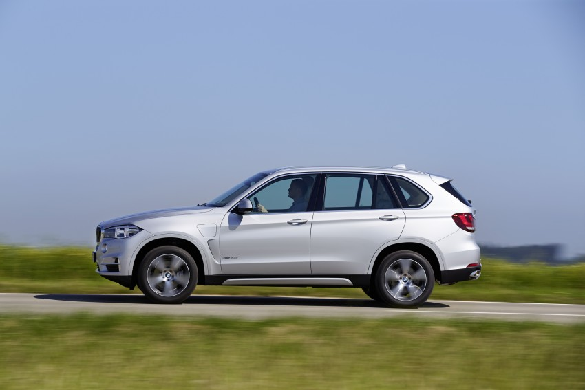 BMW X5 xDrive40e revealed – first non-i plug-in hybrid Image #353232