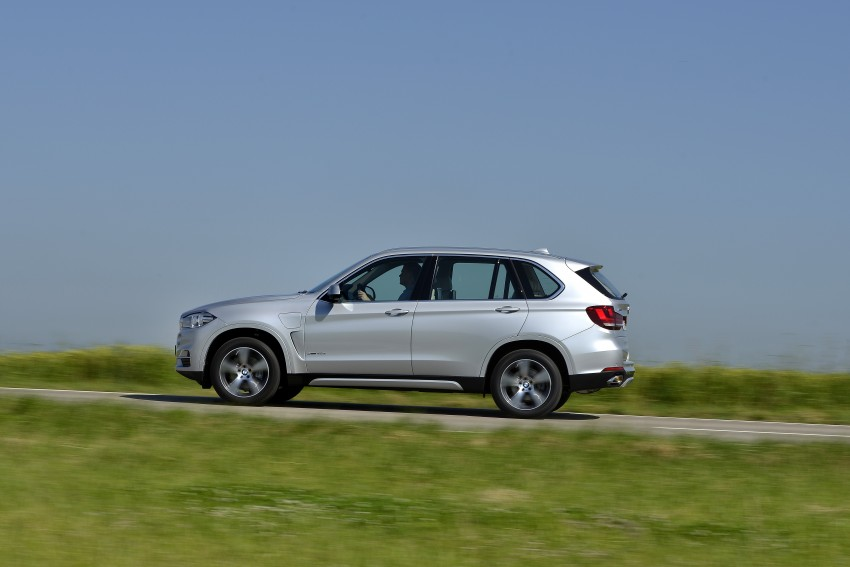 BMW X5 xDrive40e revealed – first non-i plug-in hybrid Image #353233