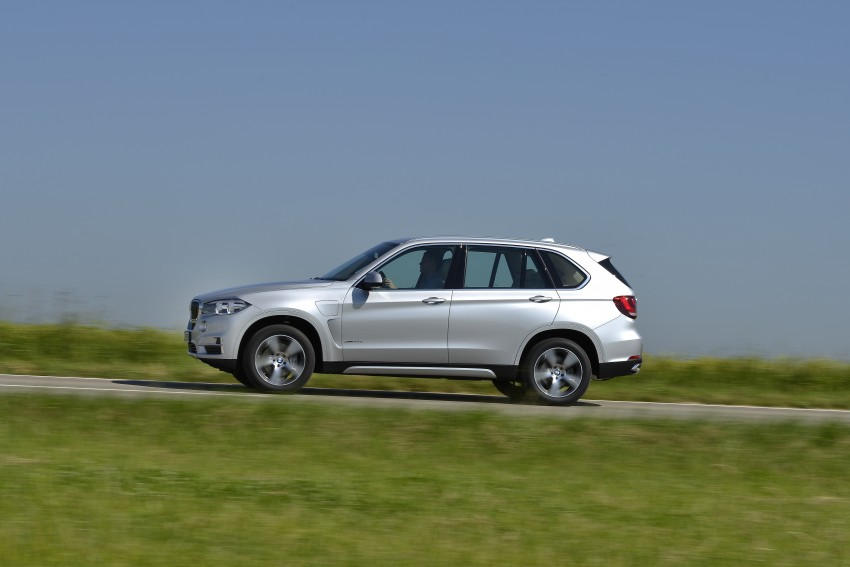 BMW X5 xDrive40e revealed – first non-i plug-in hybrid Image #353234
