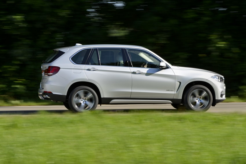 BMW X5 xDrive40e revealed – first non-i plug-in hybrid Image #353235