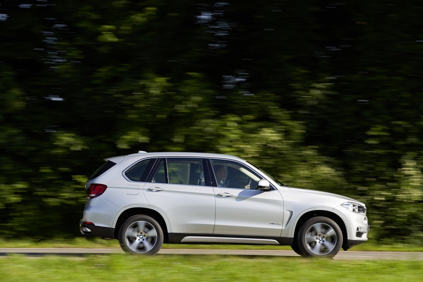 BMW X5 xDrive40e revealed – first non-i plug-in hybrid Image #353236