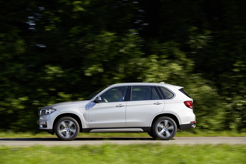 BMW X5 xDrive40e revealed – first non-i plug-in hybrid Image #353237