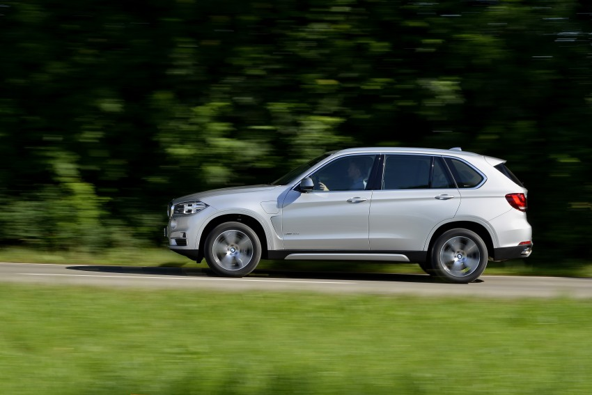 BMW X5 xDrive40e revealed – first non-i plug-in hybrid Image #353238