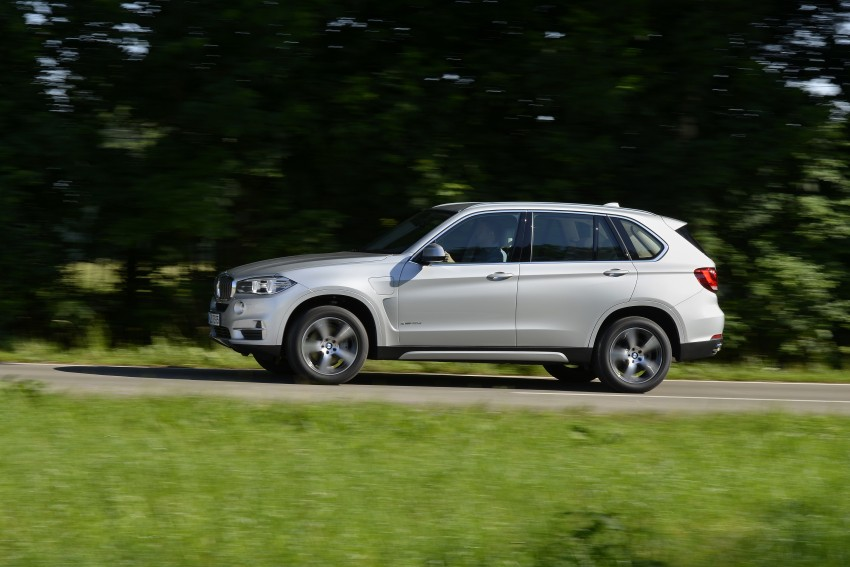 BMW X5 xDrive40e revealed – first non-i plug-in hybrid Image #353239
