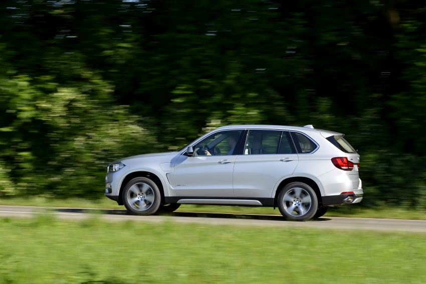 BMW X5 xDrive40e revealed – first non-i plug-in hybrid Image #353240