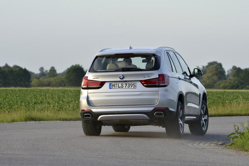 BMW X5 xDrive40e revealed – first non-i plug-in hybrid Image #353241
