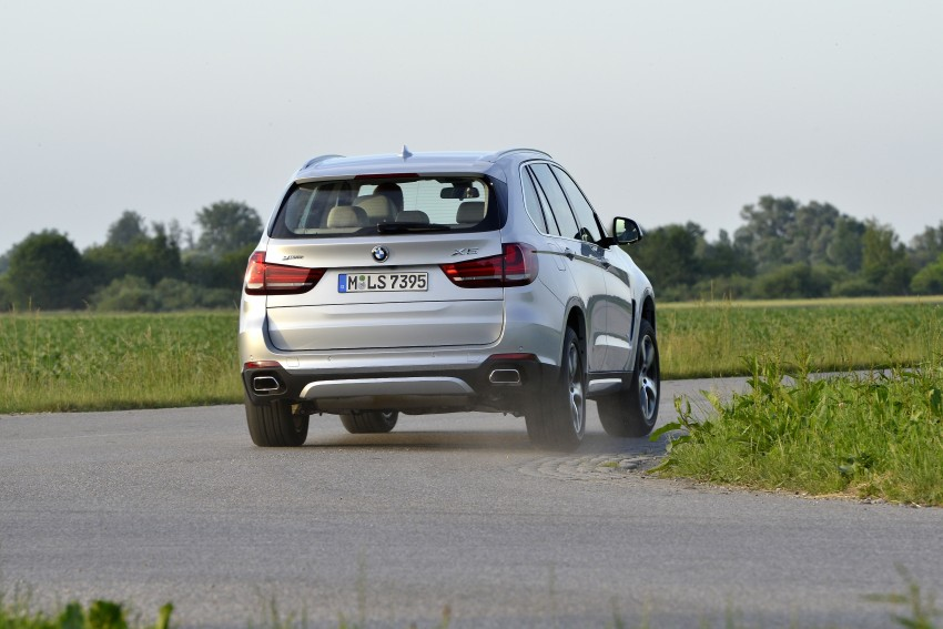 BMW X5 xDrive40e revealed – first non-i plug-in hybrid Image #353242