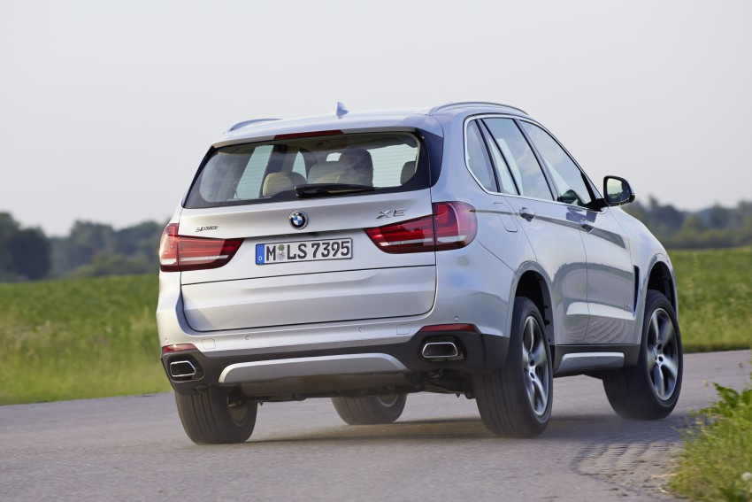 BMW X5 xDrive40e revealed – first non-i plug-in hybrid Image #353243
