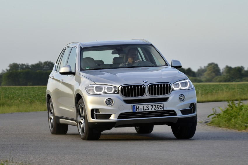 BMW X5 xDrive40e revealed – first non-i plug-in hybrid Image #353244