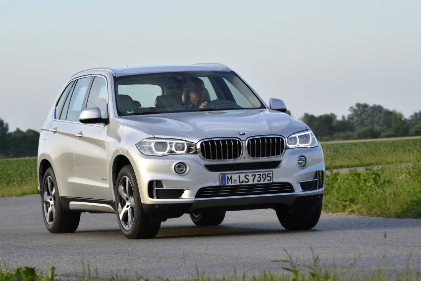 BMW X5 xDrive40e revealed – first non-i plug-in hybrid Image #353245