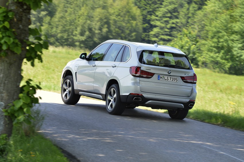BMW X5 xDrive40e revealed – first non-i plug-in hybrid Image #353246