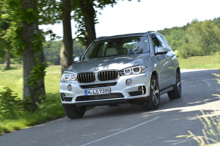 BMW X5 xDrive40e revealed – first non-i plug-in hybrid Image #353247
