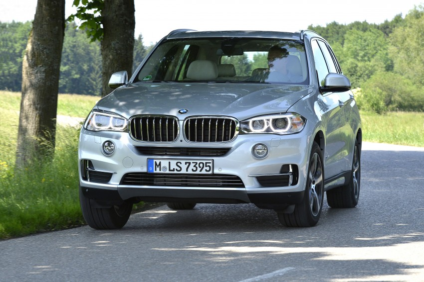 BMW X5 xDrive40e revealed – first non-i plug-in hybrid Image #353097