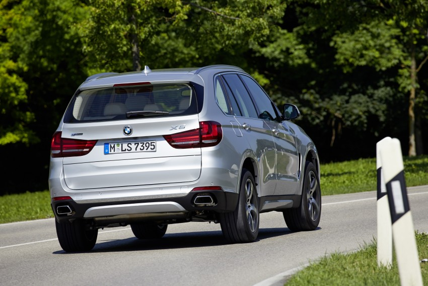 BMW X5 xDrive40e revealed – first non-i plug-in hybrid Image #353098