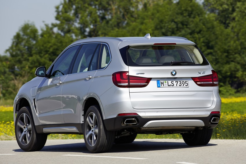 BMW X5 xDrive40e revealed – first non-i plug-in hybrid Image #353099