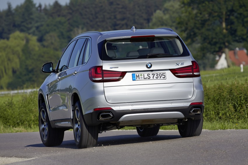 BMW X5 xDrive40e revealed – first non-i plug-in hybrid Image #353100