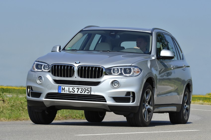 BMW X5 xDrive40e revealed – first non-i plug-in hybrid Image #353101