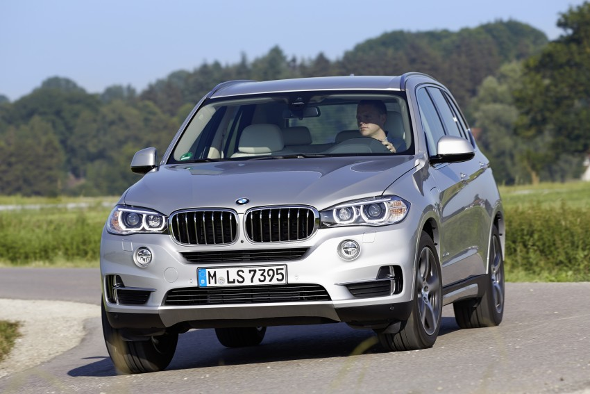 BMW X5 xDrive40e revealed – first non-i plug-in hybrid Image #353102