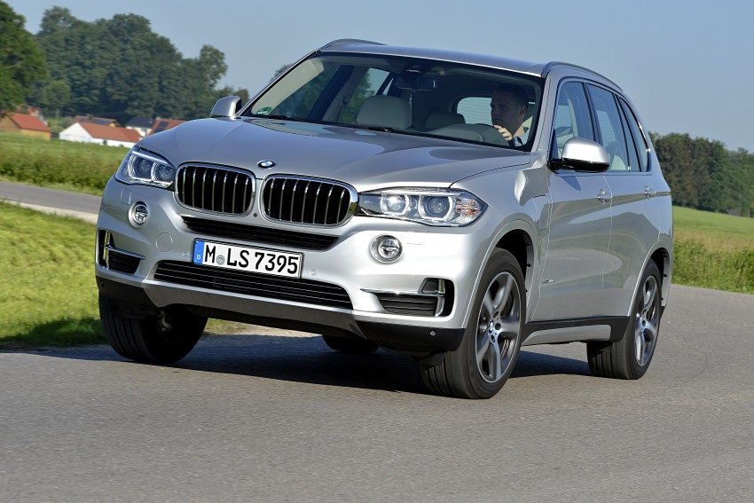 BMW X5 xDrive40e revealed – first non-i plug-in hybrid Image #353103