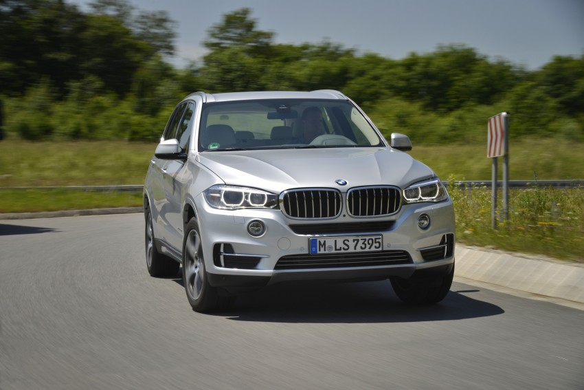 BMW X5 xDrive40e revealed – first non-i plug-in hybrid Image #353104