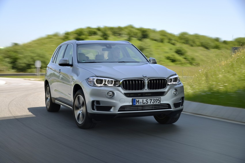 BMW X5 xDrive40e revealed – first non-i plug-in hybrid Image #353105