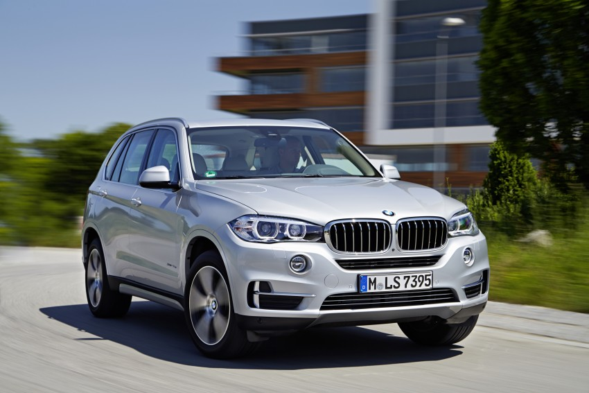 BMW X5 xDrive40e revealed – first non-i plug-in hybrid Image #353107