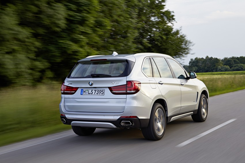 BMW X5 xDrive40e revealed – first non-i plug-in hybrid Image #353109