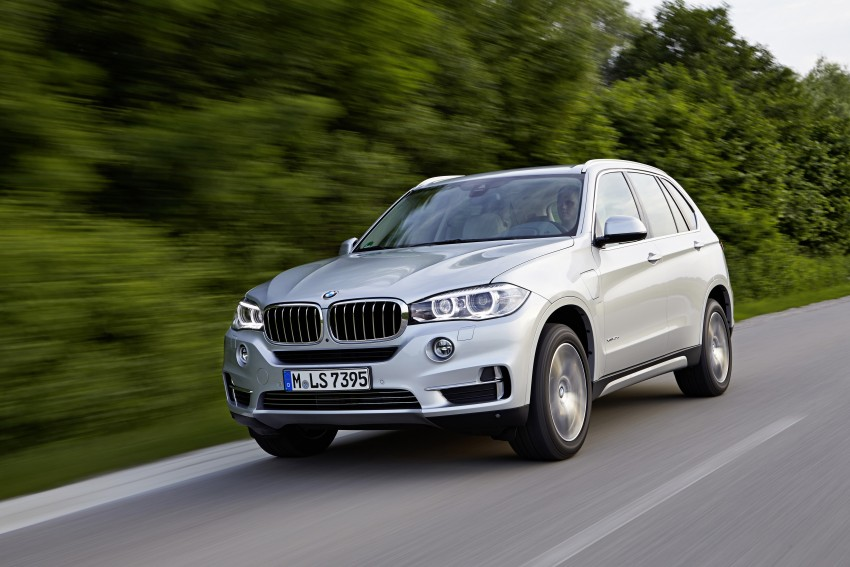 BMW X5 xDrive40e revealed – first non-i plug-in hybrid Image #353110