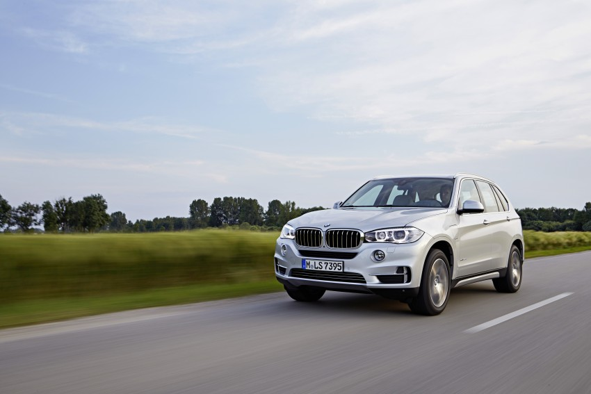 BMW X5 xDrive40e revealed – first non-i plug-in hybrid Image #353111