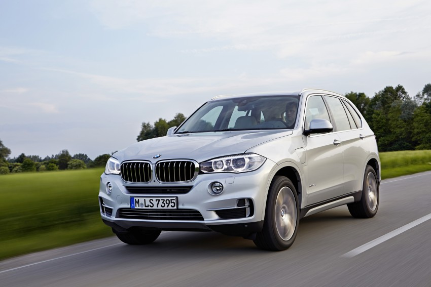 BMW X5 xDrive40e revealed – first non-i plug-in hybrid Image #353112