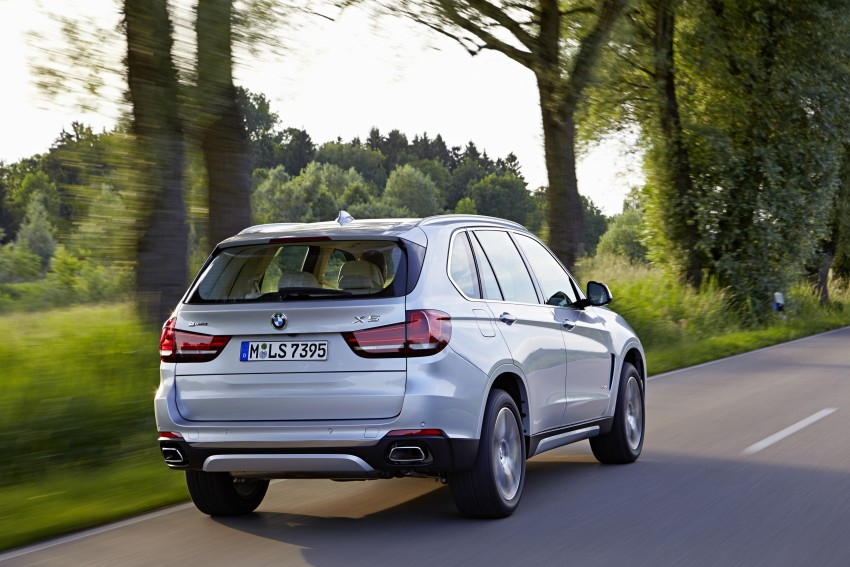 BMW X5 xDrive40e revealed – first non-i plug-in hybrid Image #353113
