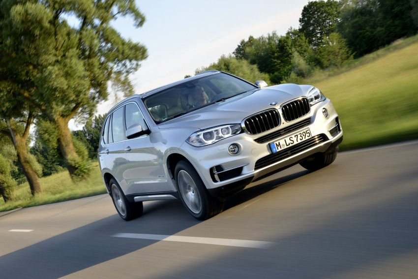 BMW X5 xDrive40e revealed – first non-i plug-in hybrid Image #353114