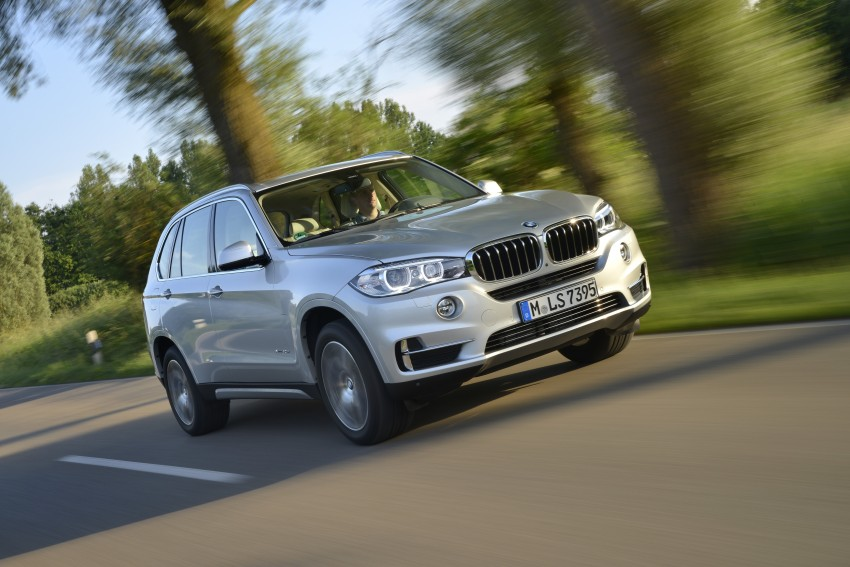BMW X5 xDrive40e revealed – first non-i plug-in hybrid Image #353115