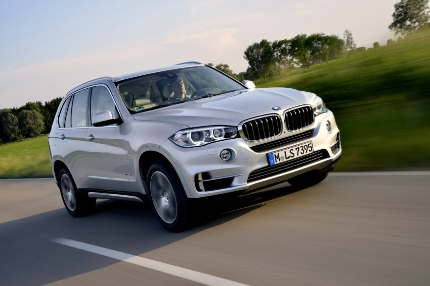 BMW X5 xDrive40e revealed – first non-i plug-in hybrid Image #353116