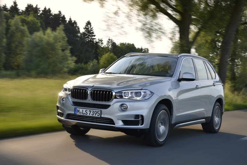 BMW X5 xDrive40e revealed – first non-i plug-in hybrid Image #353117