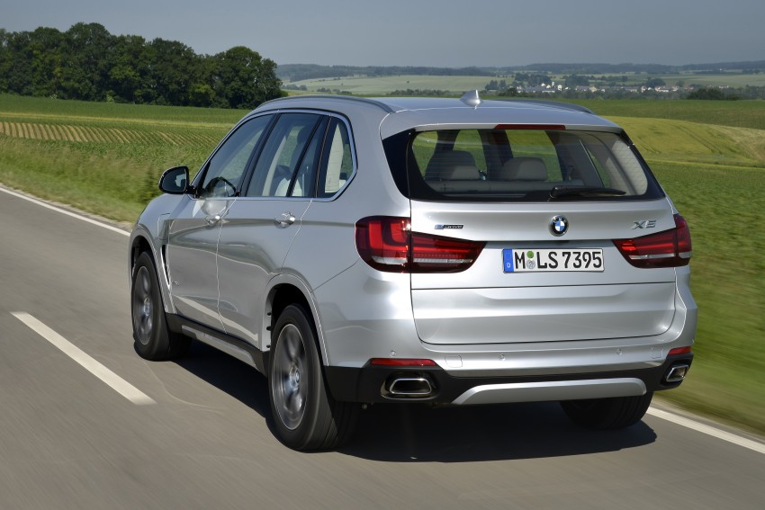 BMW X5 xDrive40e revealed – first non-i plug-in hybrid Image #353118