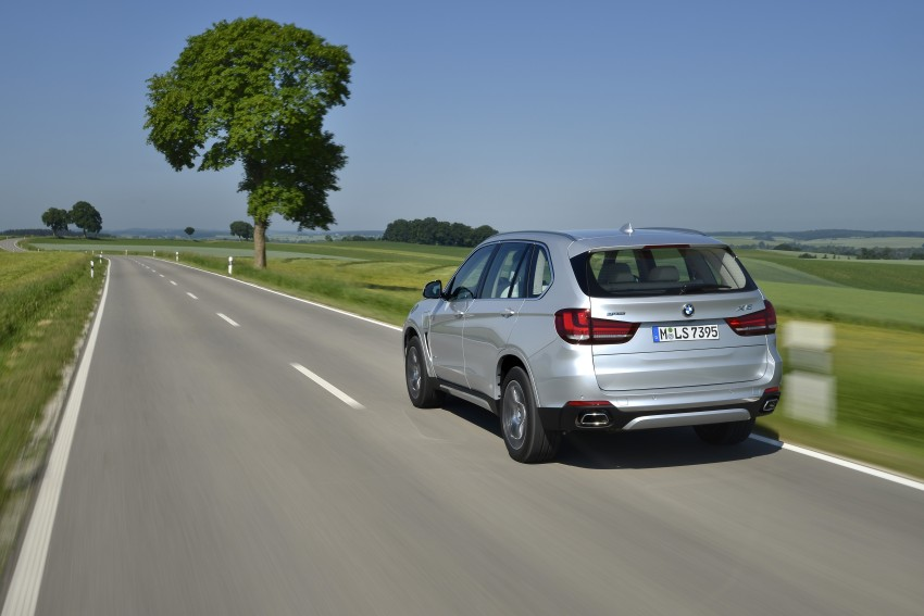 BMW X5 xDrive40e revealed – first non-i plug-in hybrid Image #353119