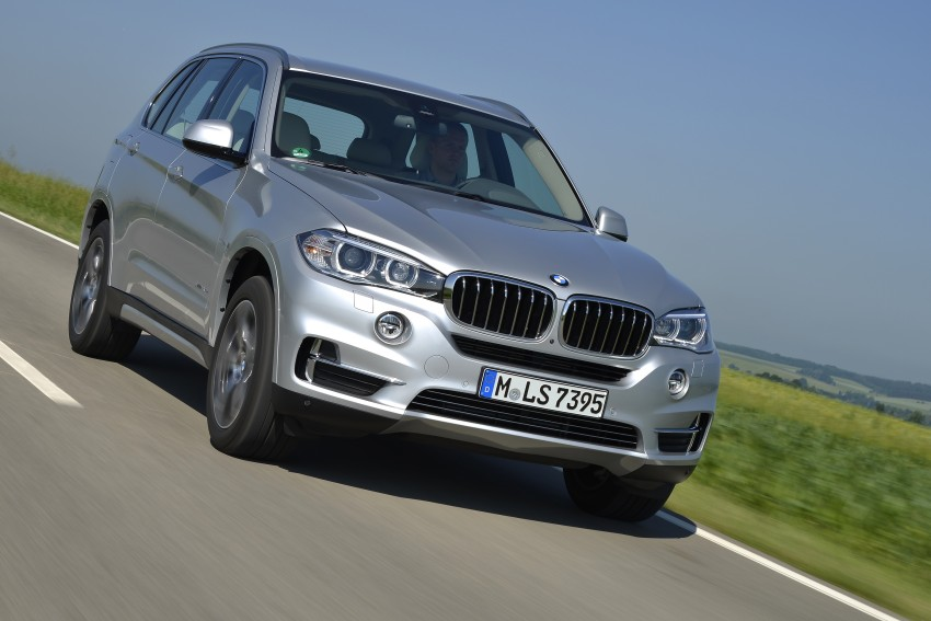 BMW X5 xDrive40e revealed – first non-i plug-in hybrid Image #353120