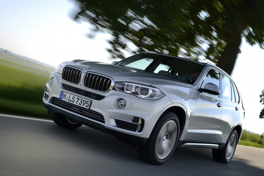 BMW X5 xDrive40e revealed – first non-i plug-in hybrid Image #353121