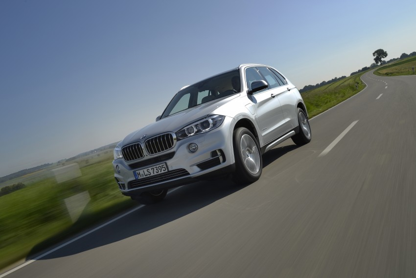 BMW X5 xDrive40e revealed – first non-i plug-in hybrid Image #353122