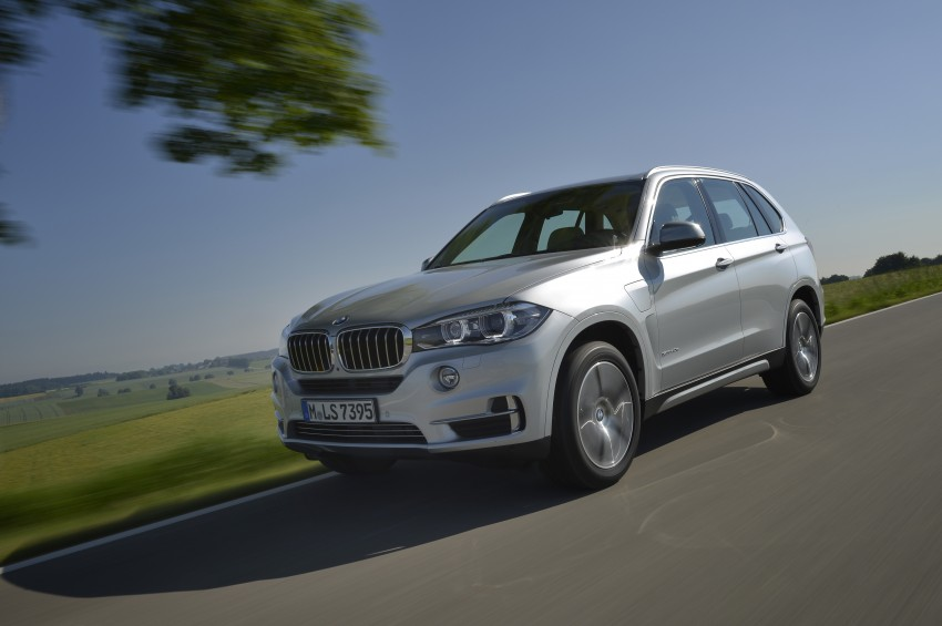 BMW X5 xDrive40e revealed – first non-i plug-in hybrid Image #353123