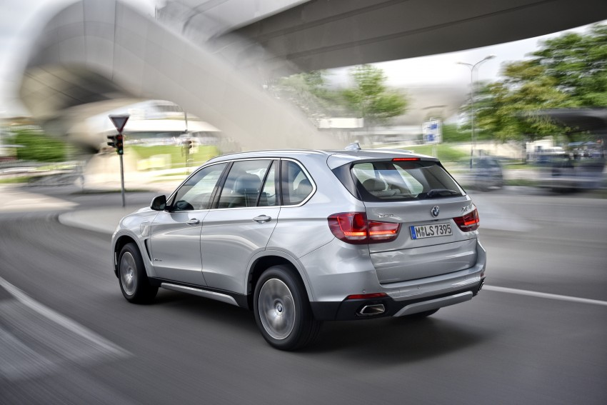 BMW X5 xDrive40e revealed – first non-i plug-in hybrid Image #353124