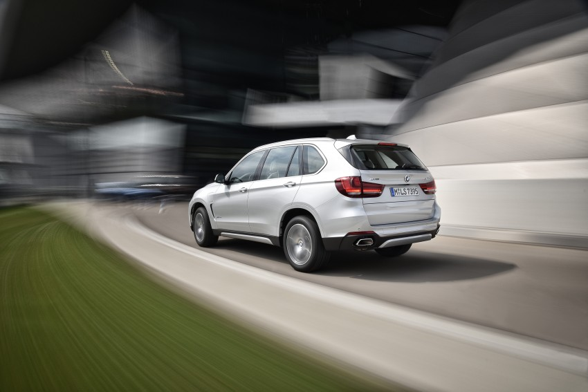 BMW X5 xDrive40e revealed – first non-i plug-in hybrid Image #353128