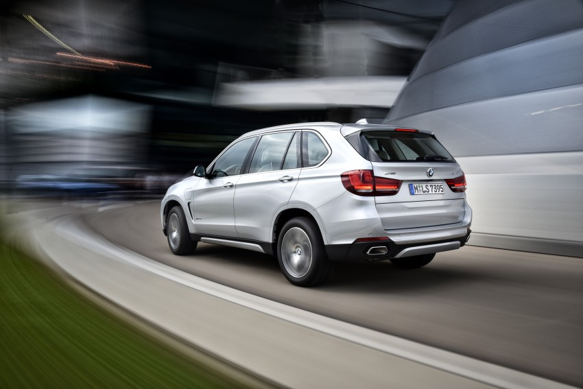 BMW X5 xDrive40e revealed – first non-i plug-in hybrid Image #353129