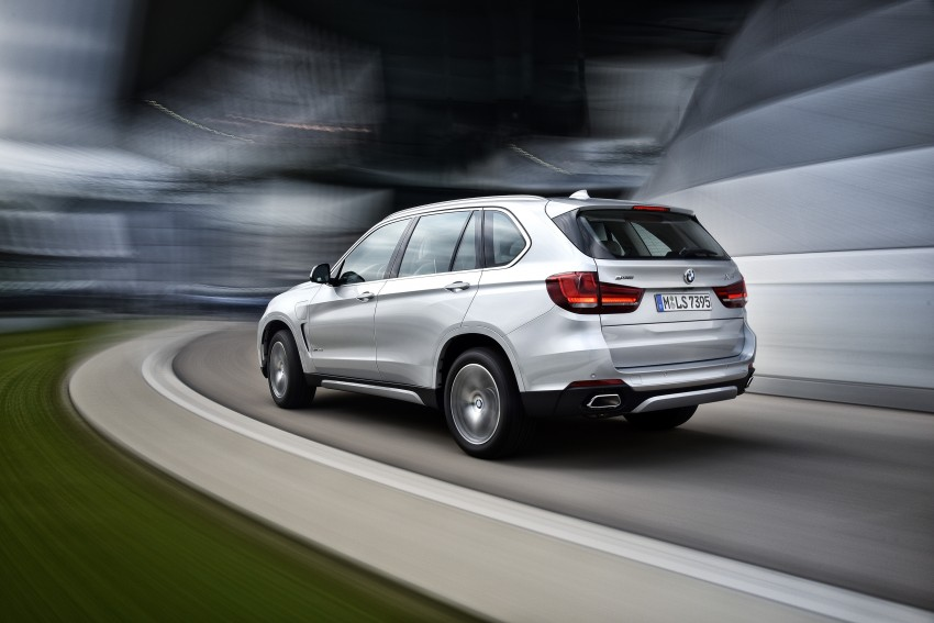 BMW X5 xDrive40e revealed – first non-i plug-in hybrid Image #353131