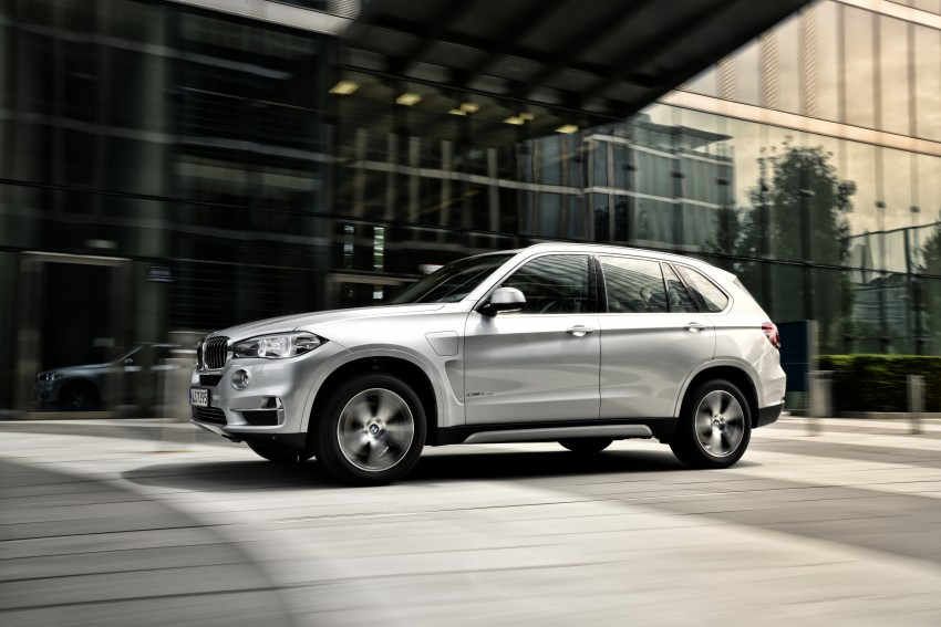BMW X5 xDrive40e revealed – first non-i plug-in hybrid Image #353132