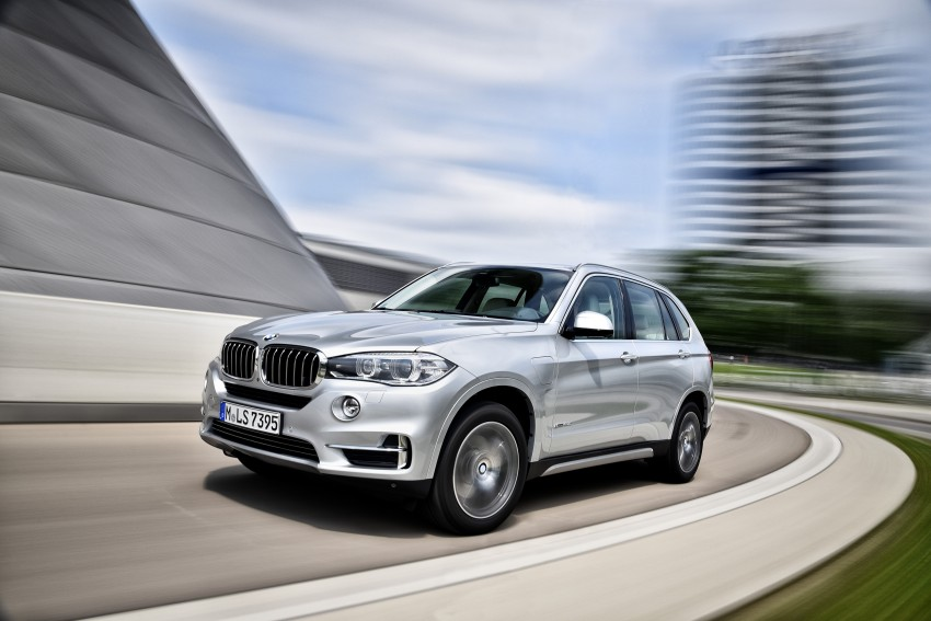 BMW X5 xDrive40e revealed – first non-i plug-in hybrid Image #353133