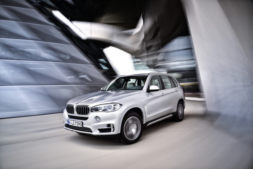 BMW X5 xDrive40e revealed – first non-i plug-in hybrid Image #353134