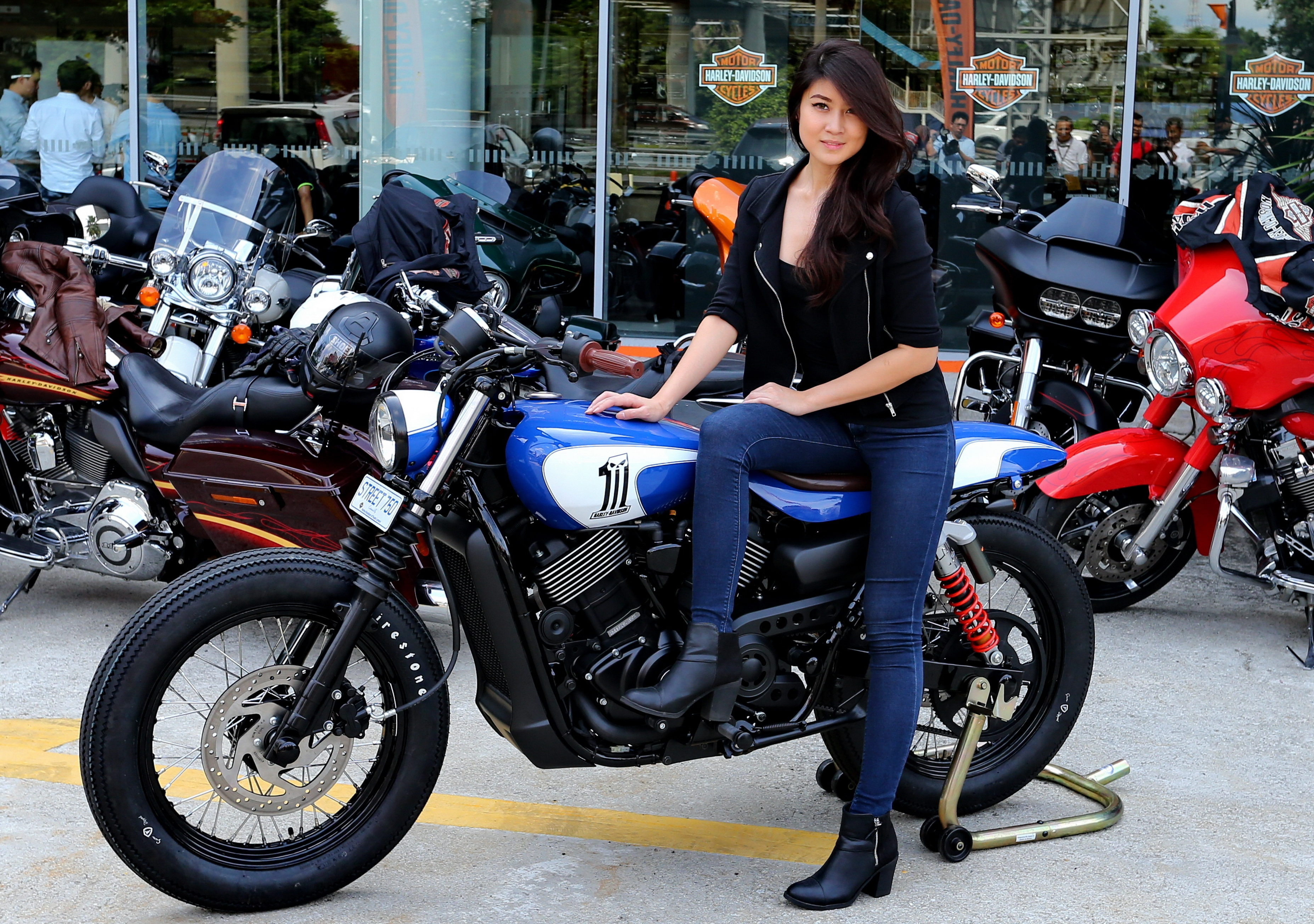 Harley Davidson Street 750 Launched Rm62 888
